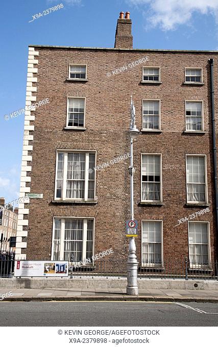 Georgian House Museum, Mount Street Upper, Dublin, Ireland