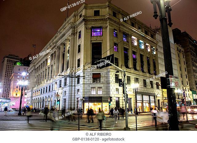 Shopping Center Light, São Paulo, Brazil