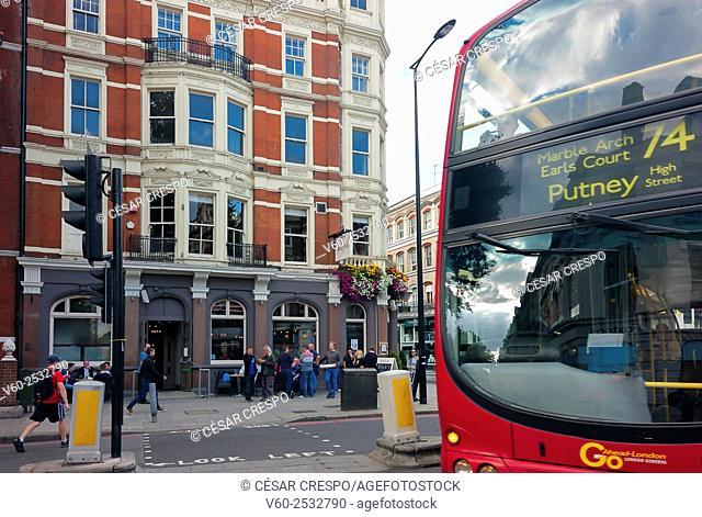 -Earl's Court Area- London (United Kingdom)