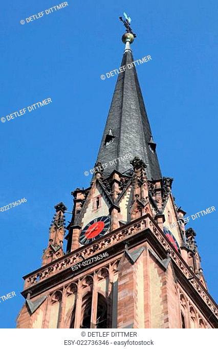 Dreikönigskirche in Sachsenhausen, Frankfurt am Main