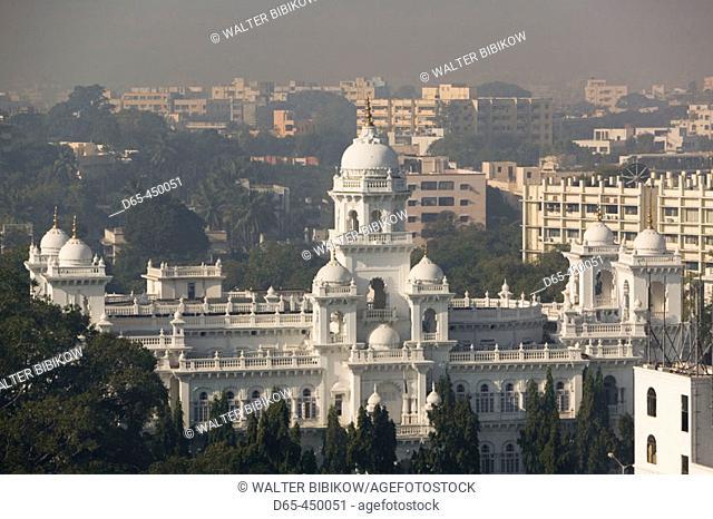 Andhra Pradesh State Legislative Assembly Building. Hyderabad. Andhra Pradesh. India