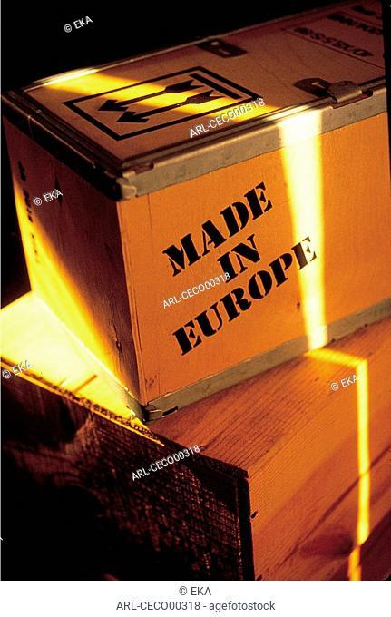 European goods