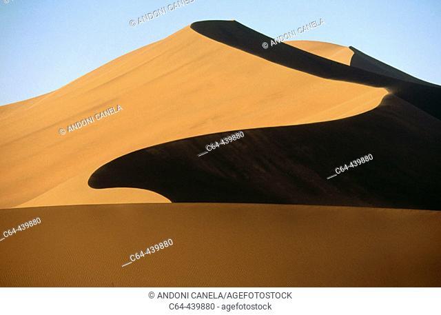 Dunes. Namib Desert. Namibia