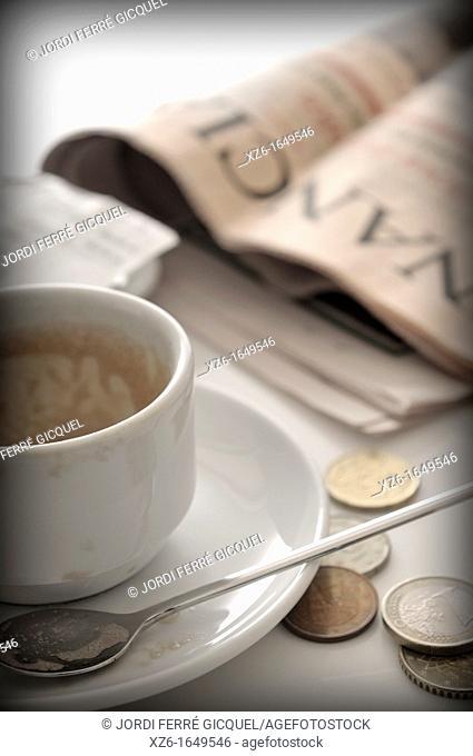 Coffee paid