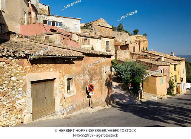 Roussillon, France