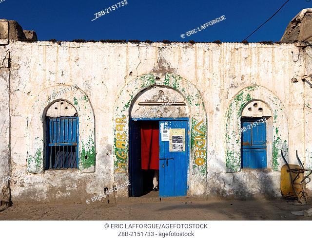 Old Houses, Tadjourah, Djibouti