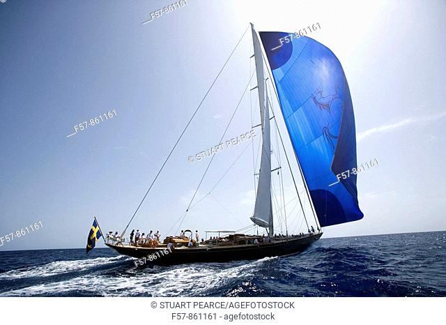 The Super Yacht Cup, Palma de Mallorca, Spain