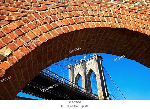 Archway and bridge