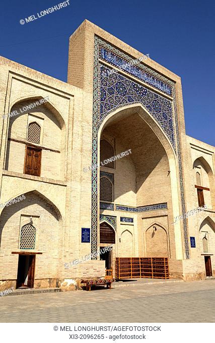 Fayzobod Khanaka, also known as Fayzabad Khanaka, Bukhara, Uzbekistan