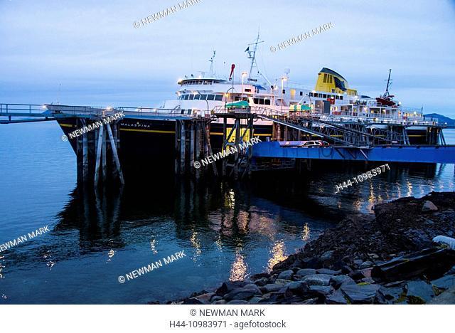 Alaska state ferries