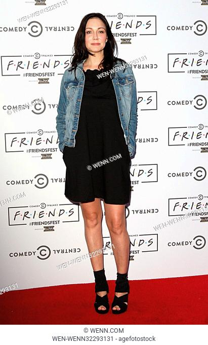 Friends Fest closing party at Clissold Park, London Featuring: Anna Skellern Where: London, United Kingdom When: 14 Sep 2017 Credit: WENN.com