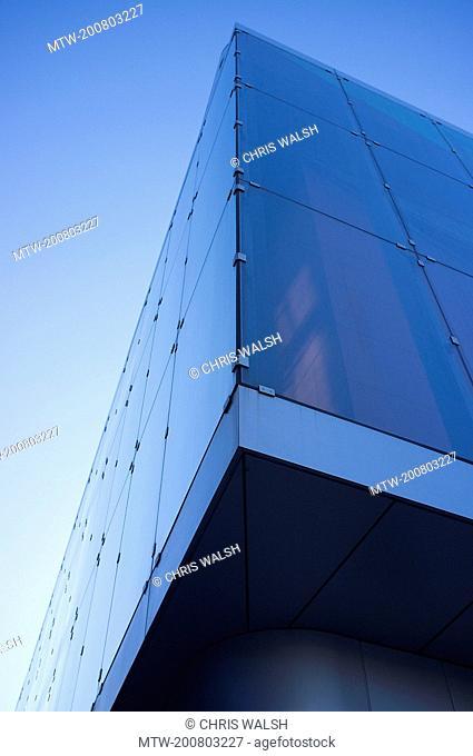 Marstall platz Munich glass facade office building