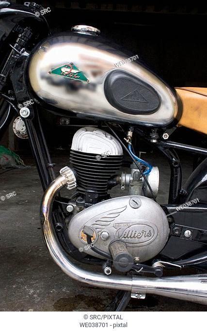 R.O.A., model 1956, 250cc