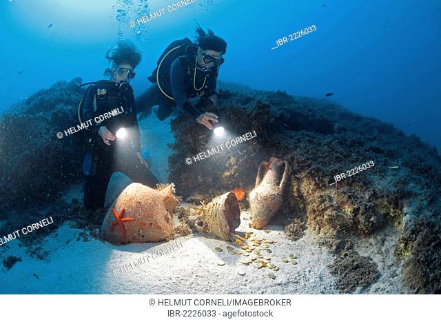 Dating divers