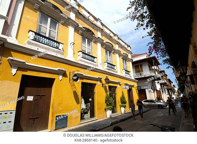 Cartagena, Colombia, South America