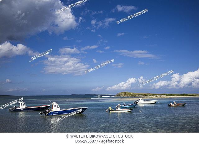 Netherlands, Sint Maarten, Oyster Pond, seascape