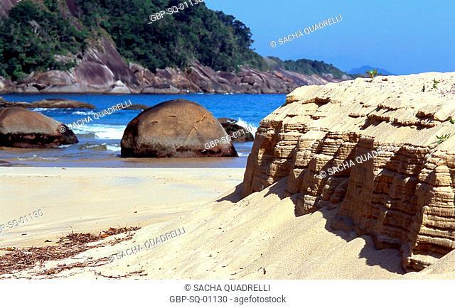Sand, Ilha Grande, RJ