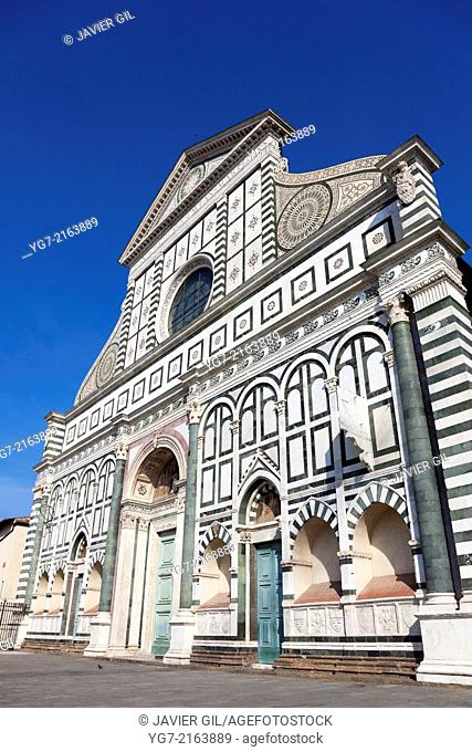 Santa Maria Novella, Florence, Tuscany, Italy