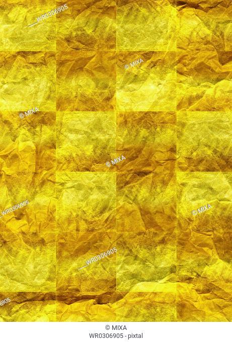 Backgrounds of Gold Foil