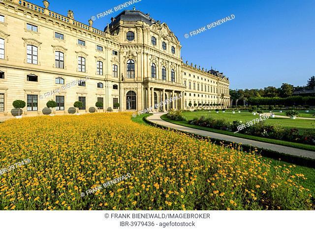 Würzburg Residence, Würzburg, Bavaria, Germany