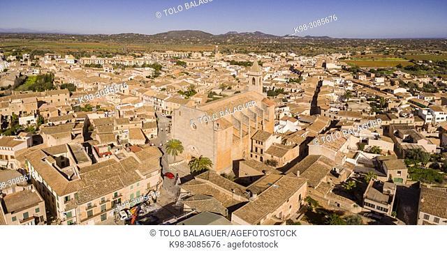 Santanyi, Mallorca, balearic islands, Spain