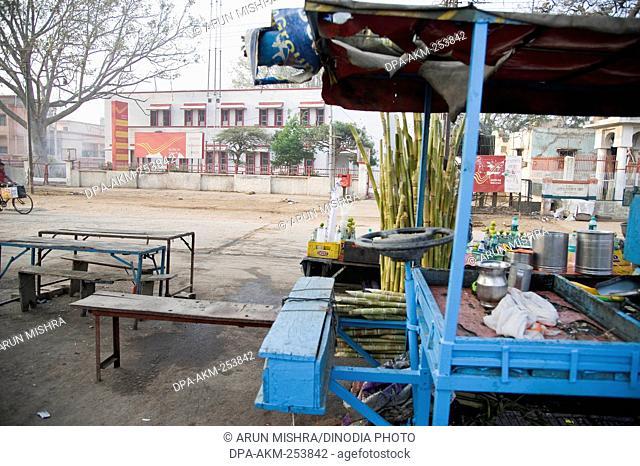 Post office, vrindavan, uttar pradesh, india, asia