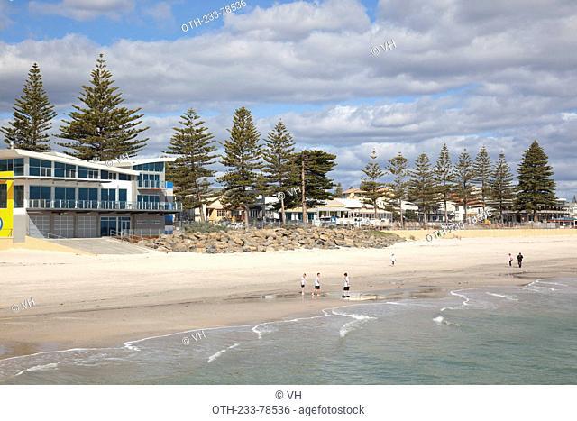 Lifestyle at Henley beach, Adelaide, South Australia