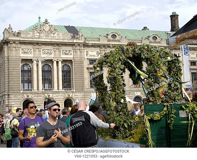 -Erntedankfest- Wien (Austria)