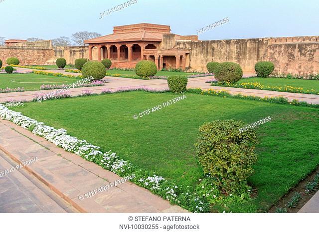 Royal Palace, Fatehpur Sikri, Uttar Pradesh, India