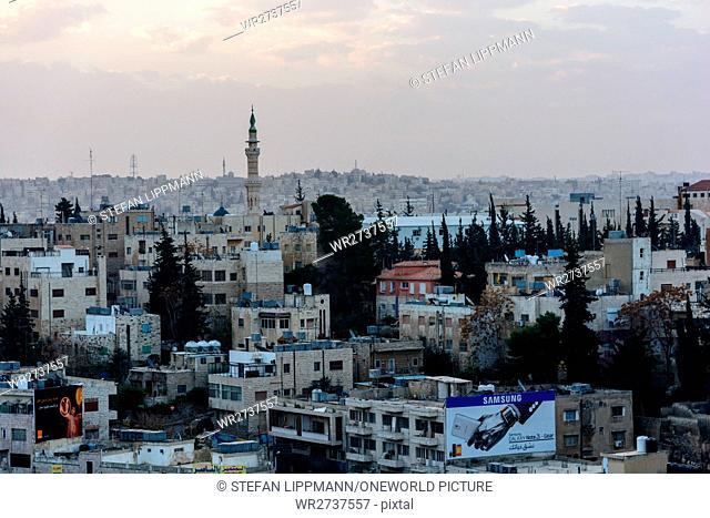 Jordan, Amman Governorate, Amman, Amman is the capital of Jordan
