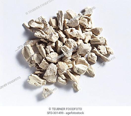 Calamus root (Acorus calamus), dried