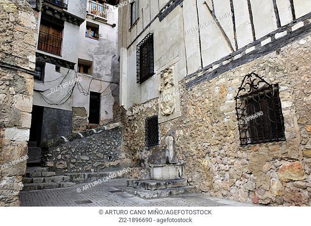 Barrio de San Pedro, Cuenca, Spain