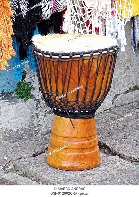 a percussion musical instrument at bahia