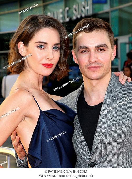 Premiere of Netflix's Series 'GLOW' Featuring: Alison Brie, Dave Franco Where: Hollywood, California, United States When: 22 Jun 2017 Credit: FayesVision/WENN