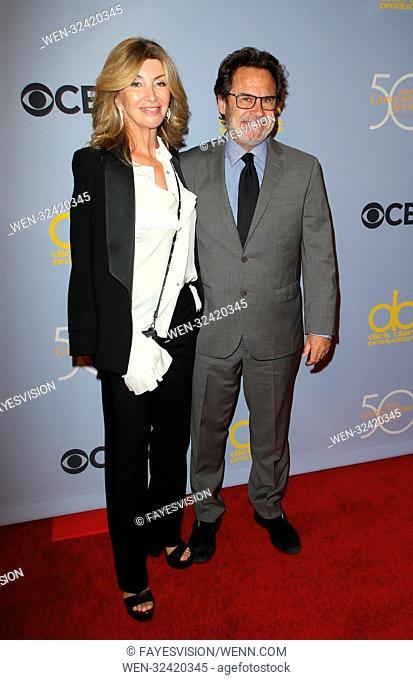 CBS' 'The Carol Burnett Show 50th Anniversary Special' - Arrivals Featuring: Dennis Miller, Carolyn Espley Where: Los Angeles, California