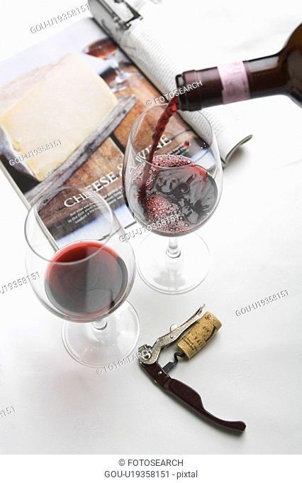 Beverage, Book, Bottle Opener, Drink, Filling