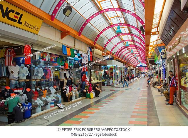 Grand Bazaar, Marmaris, Mugla province, Turkey, Asia Minor