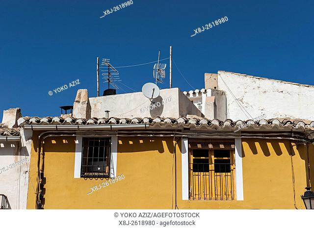 Spain, Murcia region, Caravaca de la Cruz, landscape