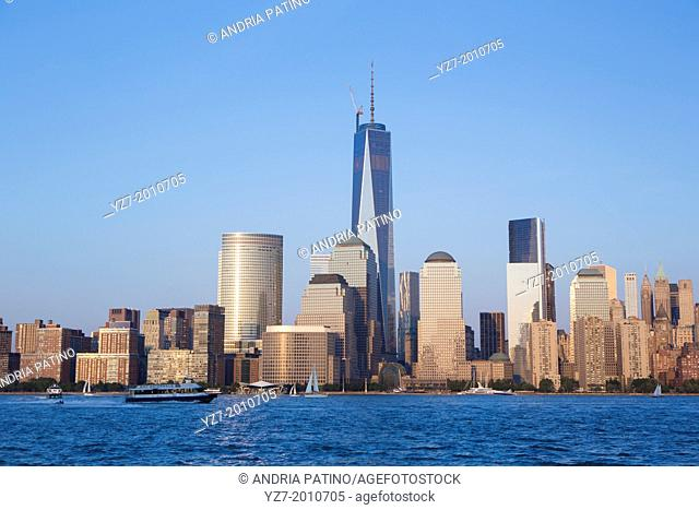 World Trade Center, Manhattan, New York, USA