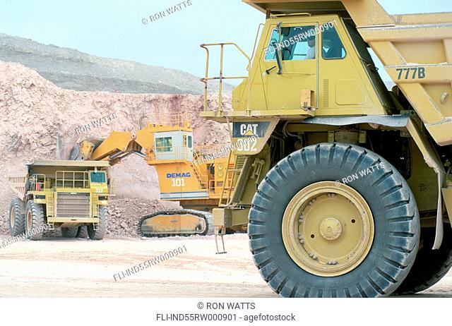 Copper Mine, Codelko, Chile