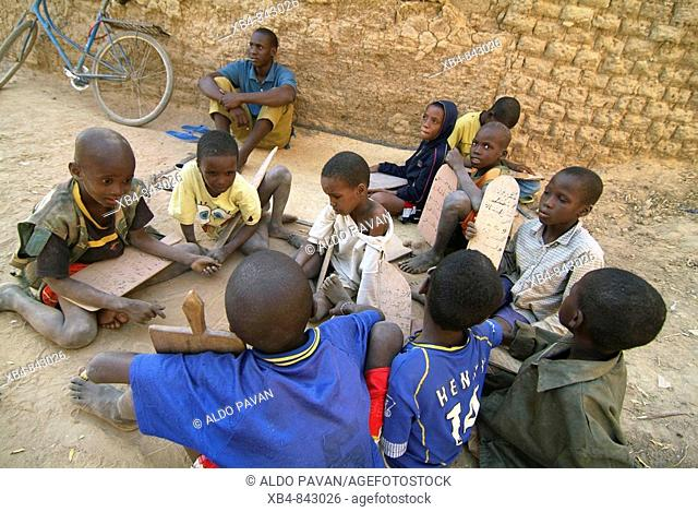 Islamic school, Djenne, Mali