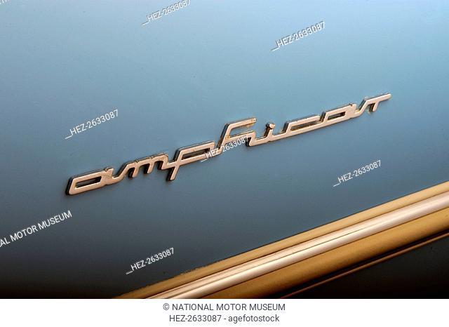 Amphicar 1966. Artist: Simon Clay