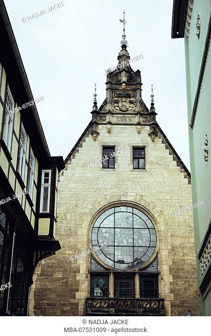 Quedlinburg in August