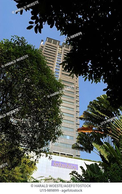 Hotel Sedona Suites on Le Loi Boulevard, District 1, Ho Chi Minh City, Vietnam