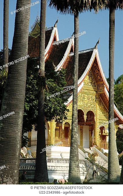 Luang Prabang, Laos: the Royal Palace