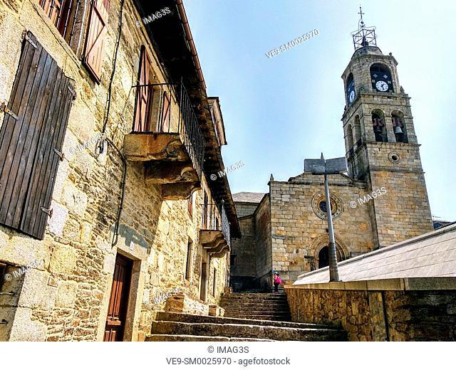 Puebla de Sanabria, Zamora province, Castile Leon, Spain
