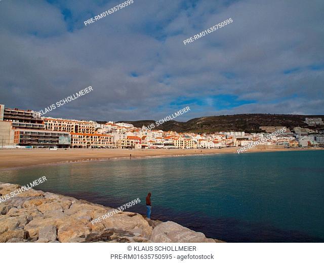 Sesimbra, Setubal peninsula, Portugal / Sesimbra auf der Halbinsel von Setubal, Portugal