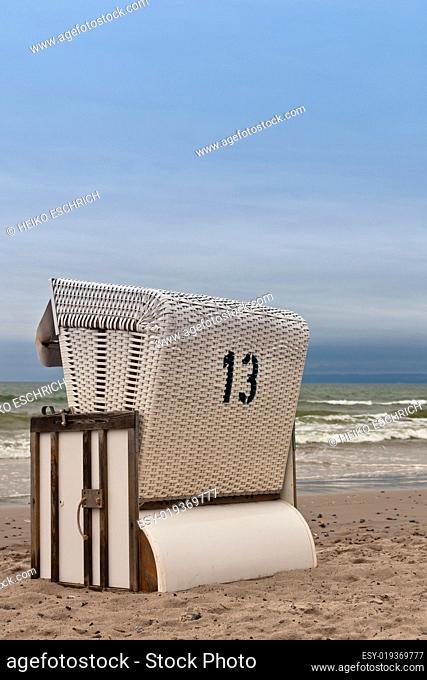 Strandkorb Nr. 13
