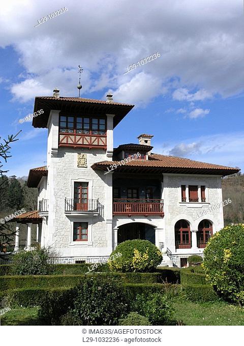 'Palacete Real' Hotel in Villamayor, Piloña municipality, Asturias, Spain