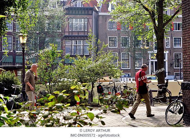 The Netherlands, North Holland, Amsterdam